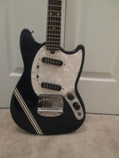 Teisco mustang copy