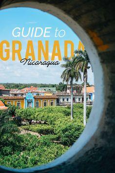Guide to Granada Nicaragua | Architect Abroad