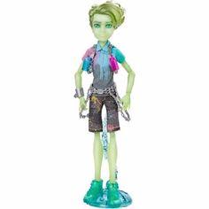 Monster High Assombrada Porter Geiss Mattel - R$ 159,99 no MercadoLivre