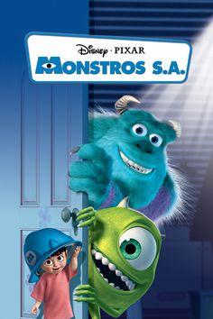 Assistir Monstros S.A. online Dublado e Legendado no Cine HD