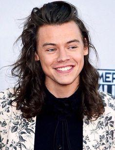 Harry Styles Smile
