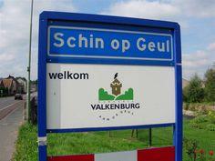 Schin Op Geul, Zuid-Limburg.