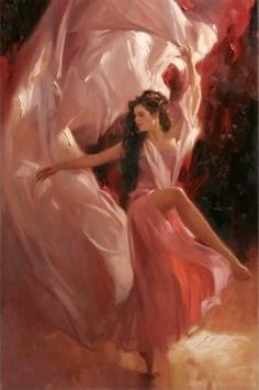 Richard S. Johnson This painting captures how it feels to dance with huge pieces silk keeping it in motion flowing. Richard S. Johnson This painting captures how it feels to dance with huge pieces silk keeping it in motion flowing. Texture Painting, Painting & Drawing, Illustration Art, Illustrations, Belly Dancers, Dance Art, Beautiful Paintings, Love Art, Urban Art