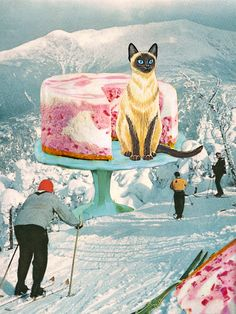 Surreal Collages by Eugenia Loli - Imgur