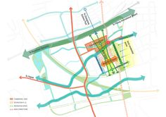 Sasaki Unveils Design for Sunqiao, a 100-Hectare Urban Farming District in Shanghai,Courtesy of Sasaki