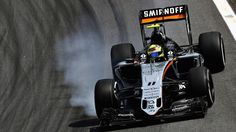 #MOTORSPORTS  #MOTORS  SAO PAULO, BRAZIL - NOVEMBER 11:  Sergio Perez of Mexico driving the (11) Sahara Force India F1 Team VJM09 Mercedes PU106C Hybrid turbo on track during practice for the Formula One Grand Prix of Brazil at Autodromo Jose Carlos Pace on November 11, 2016 in Sao Paulo, Brazil.  (Photo by Mark Thompson/Getty Images)
