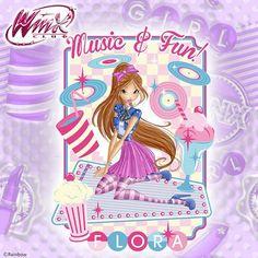 Winx Club Instagram Update:Music & Fun… and smoothies!  #musicandfun #winxclub #winxclubofficial