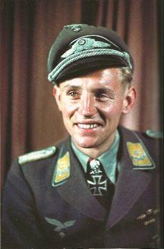 ✠ Erich Hartmann (19 April 1922 - 20 September 1993)