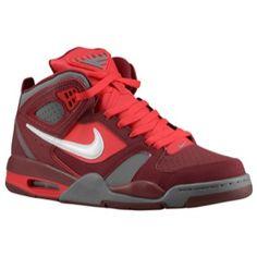 5c4b5db54 Nike Air Flight Falcon - Men s Red White Gray