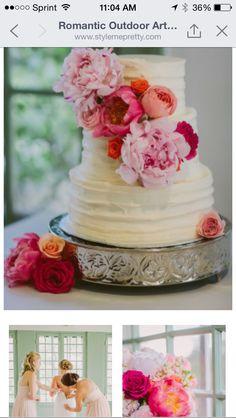 Beautiful cake idea
