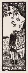 Lucien Pissarro 'Floréal', 1890
