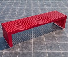 Maybe just s funky bench like this in reception, rather than little poofs?  office-design-materials