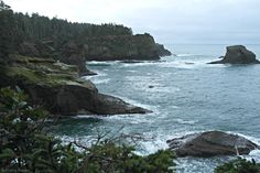 Cape Flattery, WA Pacific Ocean