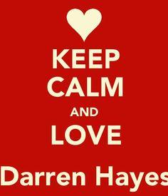 Love Darren Hayes