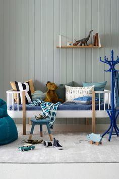 Annonsørinnhold: Malingsguide for «dummies Kristiansund, Playroom, Toddler Bed, Kids Room, Ikea, Bedroom, Furniture, Design, Home Decor
