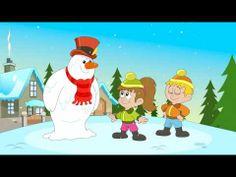 ▶ Frosty De Sneeuwpop - Minidisco Kerst - YouTube