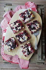Experimente aus meiner Küche: Schneller Beeren-Schoko-Kuchen