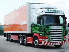 Eddie Stobart Trucks, Buses, Transportation, History, Vehicles, Trucks, Historia, Busses, Car