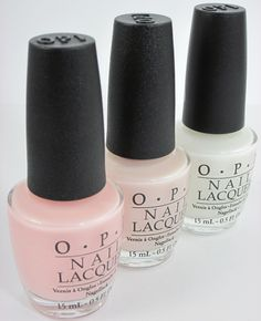 must try these. I prefer neutral & soft colors on my fingernails: New OPI SoftShades from the New York City Ballet Collection.