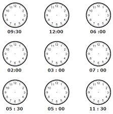 Výsledok vyhľadávania obrázkov pre dopyt telling time worksheets