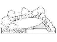 Garden design, Gardens and Shallow on Pinterest