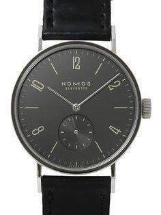 NOMOS Glashutte Tangomat Ruthenium - 603   premiumwatches.com