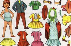 Serie Naranja - Isabel Lopez - Picasa Webalbum free paper dolls at artist Arielle Gabriel's The International Paper Doll Society also free Asian paper dolls at The China Adventures of Arielle Gabriel * Pom Pom Headband, White Headband, African American Babies, Baby Alive Dolls, Sport Weight Yarn, Clothespin Dolls, Bizarre, Vintage Paper Dolls, Stuffed Animal Patterns