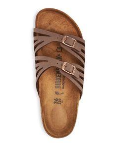 e7779567c4a3 Birkenstock Women s Granada Cutout Slide Sandals Sandals Online