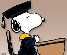 Image result for Snoopy in school