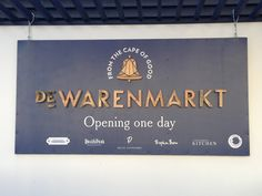 Bound to change the shopping and socialising landscape in Stellenbosch, new food emporium De Warenmarkt is set to open on 13 July Gourmet Recipes, New Recipes, Cape Town, Drinks, Eat, Food, Beverages, Drink, Meals