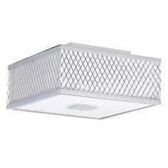 Luminaire en tissus noir et chrome peut tre install en for Bmr luminaire interieur