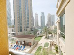 The luxury apartment building is located at the Dubai Marina within convenient walking distance to the Marina Mall.  Have a look: http://www.uae-bookings.com/property-details.html?ad_id=68