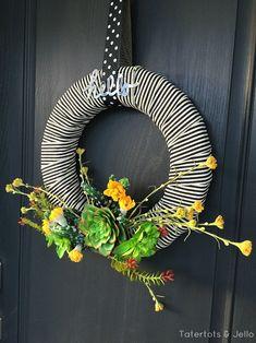 Bulk Green Foam Floral Rings  In At DollartreeCom  Wreath