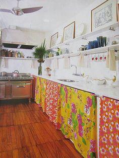 25+ Lovely Bohemian Style Kitchen Decor Ideas