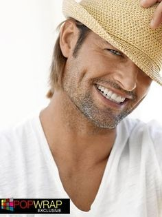 "Josh Holloway - ""Lost"" - I wouldn't mind being stuck on an island with that smile.  Sawyer - what a man!"
