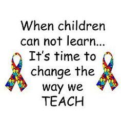 To teach is to learn. Teach to the kids and change your approach for THEM. :D