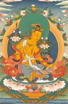 dancingdakini:  Manjushri
