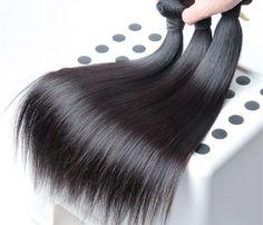 Soft Straight Malaysian Virgin Long Hair Extension High Grade | Wholesale Hair Extension Factory