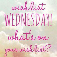 What's on your wish list?! let me help!!  www.pureromance.com/laurenw