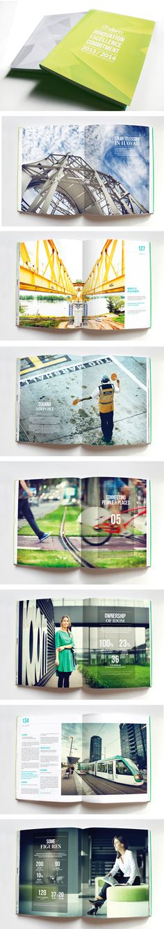 Idom Annual report 2014 designed by Muak Studio www.muak.cc/                                                                                                                                                                                 More