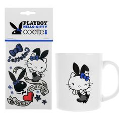 Hello Pussy! Hello Kitty/Playboy products are now a thing