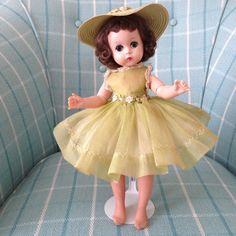 "Vintage Madame Alexander 11"" Lissy Doll"