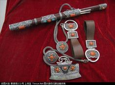 mongol knife