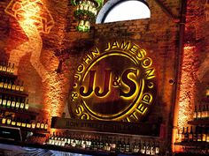 Old Jameson Distillery is a well-known tourist attraction opened in 1997. It is located on the site where Jameson Irish Whiskey was distilled until 1971. Visitors will enjoy learning about the history of whiskey, everything there is to know about making it and then of course, the tasting.