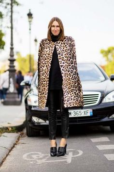 Stampa animalier: come indossarla 50 + outfits #Stampaanimalier #comeindossare