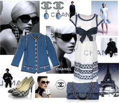 """Chanel with Love"" by styled-by-daniela-douk on Polyvore"