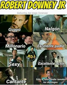 Read from the story Memes Marvel by -MrsEvans (Jacque Rogers Maximoff Parker Pool) with reads. Marvel 3, Memes Marvel, Avengers Memes, Funny Spanish Memes, Funny Memes, Downey Junior, Robert Downey Jr, Tony Stark, Best Memes