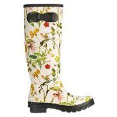 Beautiful Rain Boots - Boot Hto