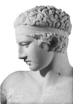 Ancient macedonian hellenistic ancient greek sculpture statue art ...