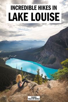 The 6 Lake Louise hikes you cannot miss! Well give you detailed guides that include what to expect as well as ranking these world-class walks. Quebec, Vancouver, Canadian Travel, Canadian Food, Visit Canada, Canada Trip, Columbia, Canada Destinations, Toronto